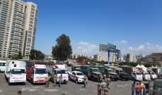 جمعية الهمام قدمت 10 شاحنات محملة بالمواد الغذائية و6 شاحنات للجيش