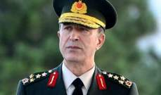 آكار: للحوار مع أميركا لإطلاق محادثات بشأن شرائنا دفاعات جوية روسية