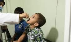 الهيئة الصحية الإسلامية  نظمت حملة التلقيح المجاني للأطفال في الغازية
