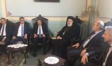 باسيل:دخلنا بسنة الاستحقاق الأكبر ولبنان على موعد لإصلاح نظامه السياسي