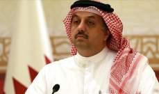 وزير دفاع قطر: نجونا بفضل التحالفات الجديدة وأصبحنا أقوى من أي وقت مضى