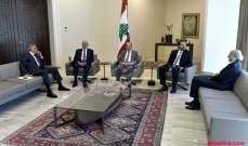 أحد الوزراء للشرق الأوسط: حلفاء أرسلان تسببوا له بالإحراج
