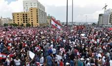 اهتمام دبلوماسي بالحراك الشعبي في لبنان