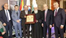 دار الطائفة الدرزية تكرم المتبرعين لتأهيل مبنى الدار في بيروت