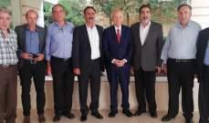 الساحلي ومخاتير الهرمل شكروا اللبنانية الدولية على تقديم منح دراسية