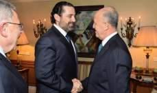 وزير شمالي بارز: هذا هو سر مصالحة الحريري- ريفي