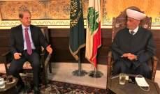 المرعبي: المدخل الأساسي للحل بتشكيل حكومة حيادية برئاسة الحريري قادرة على إنقاذ لبنان