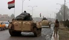 القوات العراقية ألقت القبض على ارهابي من تنظيم داعش بمحافظة نينوى
