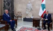 فؤاد مخزومي يسمّي السفير نواف سلام لتشكيل الحكومة الجديدة