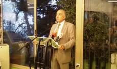 ممثل حاصباني: لتضافر الجهود ليكون القطاع الصحي بالمرتبة الاولى في لبنان والشرق الاوسط