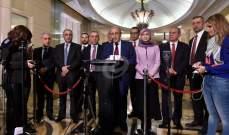التنمية والتحرير عن التنقيب الإسرائيلي:لتستنفر الحكومة الجهود الدبلوماسية باتجاه مجلس الامن