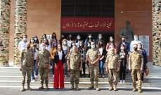 الجيش: افتتاح الدورة الأولى بالقانون الدولي الإنساني لخريجي الإعلام