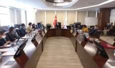 وزير الصحة عقد سلسلة اجتماعات عمل في اليوم الثاني من زيارته تركيا