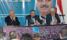 ناصر حمود: قضية فلسطين تضررت من الخلافات العربية والتدخلات الايرانية