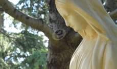 النشرة: مدينة النبطية أحيت عيد سيدة الانتقال بقداديس عمت الكنائس في المدينة