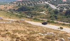 الجيش الإسرائيلي أطلق النار على دورية للجيش قرب السياج التقني المحاذي لمستعمرة المنارة
