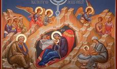 """""""ها هي العذراء تحمل وتَلِدُ ابناً"""" (أش7: 14)"""