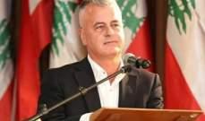 جورج نادر: ما حصل في طرابلس يهدف الى توريط الجيش بمشكلة مع المتظاهرين