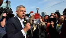 رئيس بلدية لندن: أسرة المستشفيات في العاصمة ستمتلئ بالمرضى والفيروس أصبح خارج السيطرة