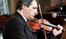 وفاة رئيس المعهد الوطني العالي للموسيقى في لبنان جرّاء إصابته بالكورونا