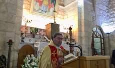 خيرالله افتتح درب البطريرك الحويك في حلتا البترونية: درب القداسة تبدأ في العائلة
