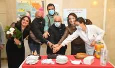 رسيتال ميلادي بمستشفى البوار الحكومي تكريما لطاقمه الطبي