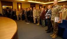 الأمن العام أطلق مفهوم الشراكة للسلامة المجتمعية برعاية اللواء ابراهيم
