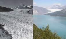 ناسا تنشر صورا تظهر التغييرات الكبيرة على الأرض بسبب الاحتباس الحراري