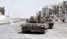 """""""النشرة"""" تجول في بلدة جديدة بعد سيطرة الجيش السوري عليها إثر اشتباكات"""