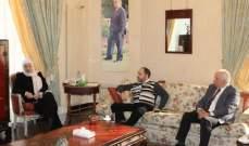 الحريري اتصلت ببستاني مطالبة بإلغاء زيادة الـ50 ألف ليرة على رسم المياه