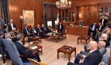 بري: أهم سلاح لمواجهة التحديات بالمنطقة هو الوحدة بين اللبنانيين