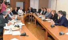 لجنة درس اقتراح قانون الشراء العام تجتمع بمجلس النواب برئاسة جابر