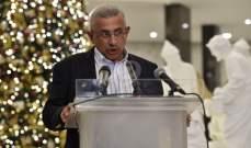 سعد: ندعو أميركا لعدم التدخل في شؤوننا الداخلية وعدم الانحياز لاسرائيل