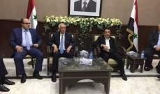اللجنة الزراعية اللبنانية السورية وضعت الآليات لبدء تفعيل عمل اللجان الفنية الزراعية المشتركة