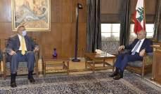 بري التقى كوبيتش وعرض مع سفيرة كندا الاوضاع العامة