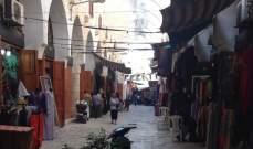 أسواق طرابلس الاثرية خسرت روادها بسبب الاهمال وانعدام المسؤولية