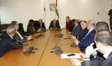 جبق أعلن التوصل إلى حل جزئي وموقت يستمر شهرين لأزمة المستلزمات الطبية
