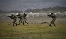 """الدفاع التركية: تحييد 10 إرهابيين من """"بي كا كا"""" شمالي سوريا"""