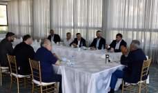 الديمقراطي اللبناني: للإلتفاف حول المؤسسات الدستورية والكف عن المزايدات