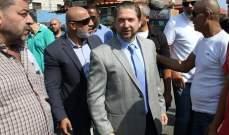 كرامي جال في الميناء: سنعمل على تزفيت كل طرقات وشوارع طرابلس