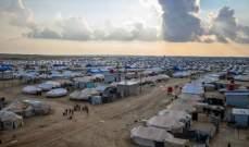 الأمم المتحدة طلبت المساعدة بحل أزمة 2500 طفل أجنبي بمخيم الهول شمالي سوريا