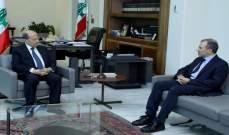 رئيس حكومة سابق للشرق الاوسط: الرئيس عون أساء للمبادرة الفرنسية ويترك لباسيل مهمة الحل والربط