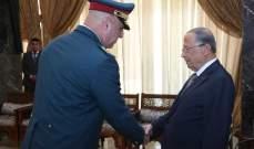 الرئيس عون: المخرج الوحيد لحادثة قبرشمون يتمثل بتكليف السلطة القضائية بالتحقيق والبت بالامر