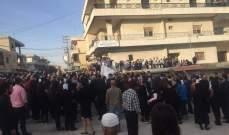 النشرة: عين الدلب ودعت مارون حنا نهرا الذي قضى قتلا باطلاق الرصاص