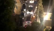 النشرة: مسيرة سيارة في الأشرفية رفضا لفع الدعم