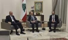 """مصادر نيابية لـ""""الأنباء الكويتية"""": بري رفض تسلم رسالة رئاسية لسحب تكليف الحريري"""