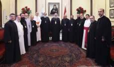 لقاء في بطريركيّة أنطاكيّة للروم الأرثوذكس بدمشق بحث في هموم الكنيسة