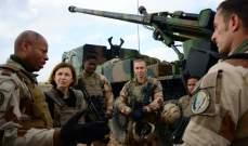 الجيش الفرنسي أنهى إجراء مناورات عسكرية موسعة بمدرسة عسكرية بمشاركة روبوتات