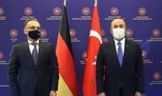 هايكو ماس: إشارات إيجابية لتحسين العلاقات بين أنقرة وبروكسل