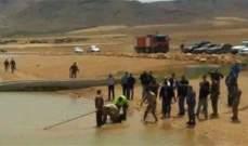 العثور على جثة السيدة م.ع في بحيرة في بلدة القاع بعدما فُقدت آثارها أمس